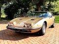 Maserati Indy 4.2, model year 1970
