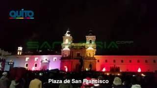 Sanafria Corp - Fiestas de Quito 2015