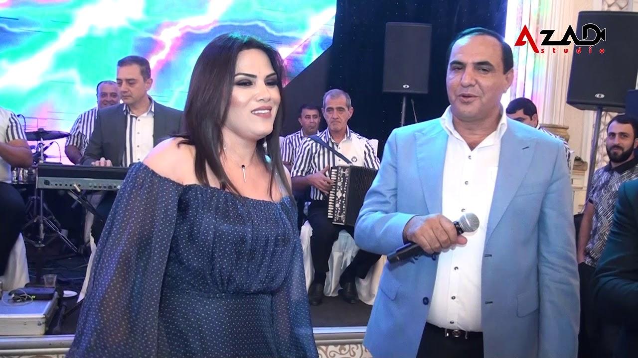 Manaf Agayev & Yegane Zahidqizi, Popuri ve toy mahnilari.Pervizin toyu.AzAD Studio