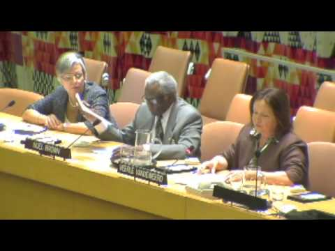 49. Special Session question time part 4  (International Energy Conference 2009)