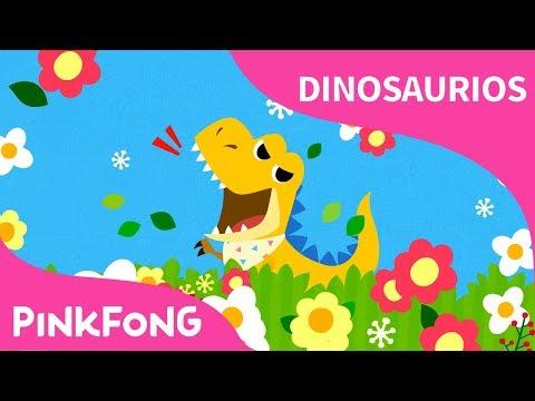 Bebé T-Rex | Dinosaurios | PINKFONG Canciones Infantiles
