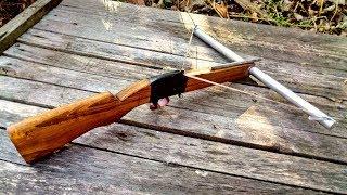 как сделать оружие в домашних условиях