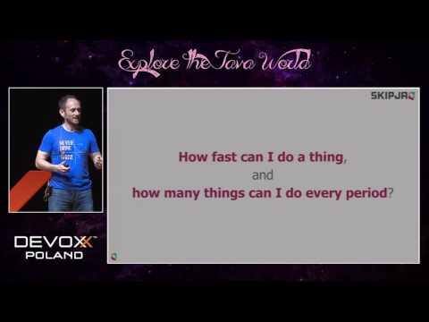 Devoxx Poland 2016 - Rob Harrop - Understanding Microservice performance