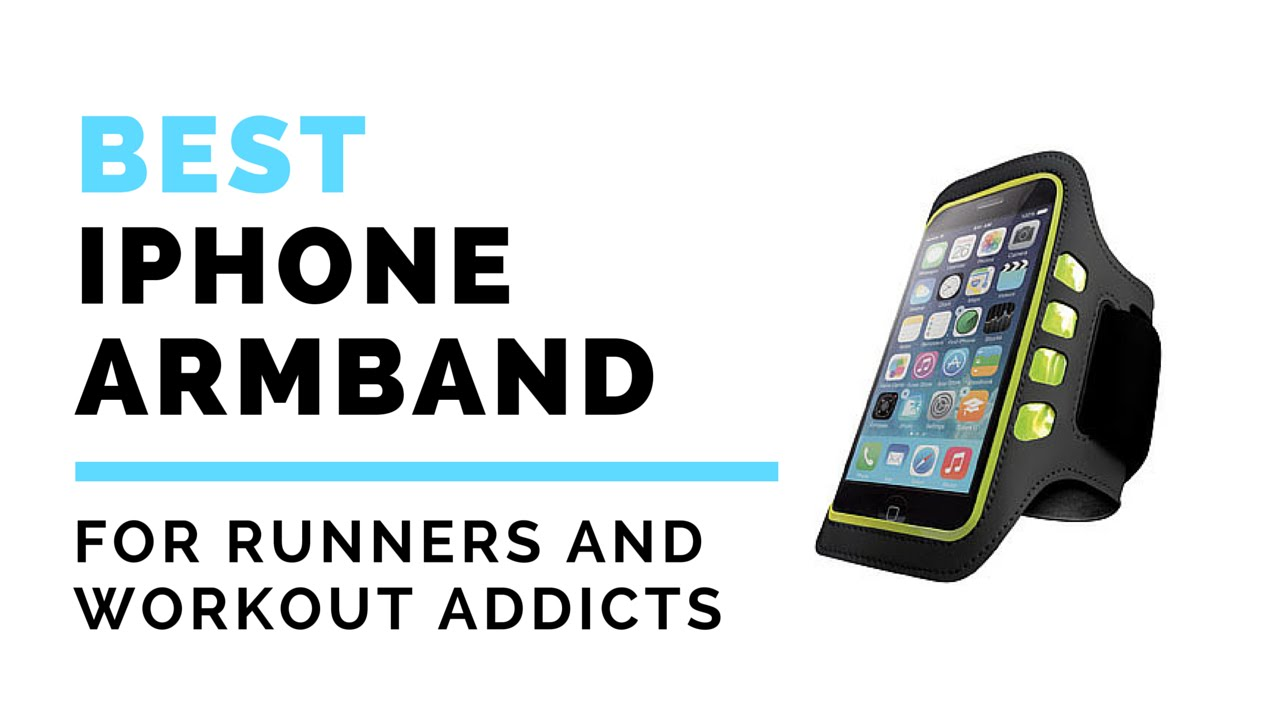 official photos d3bb5 136f0 Iphone 6 / 6s / PLUS Armband for Running and Workouts - #1 Rated ArmBand in  The World