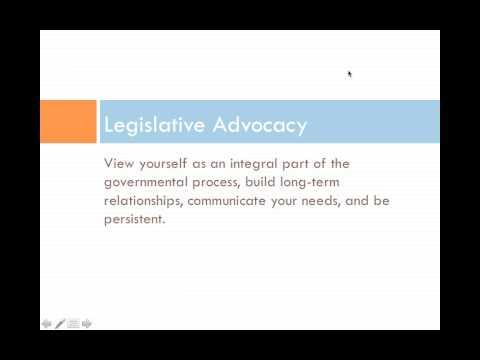 "WCASA Policy Webinar Series, Episode 1: ""I'm Just a Bill"""