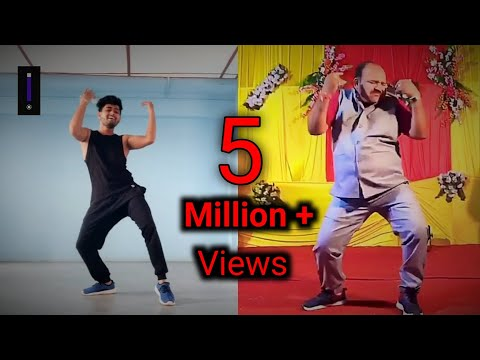 Aap Ke Aa Jane Se Song Dance Performance Viral Uncle