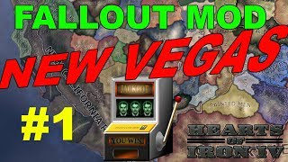 HOI4 - Waking the Tiger - Fallout mod - New Vegas! - Part 1