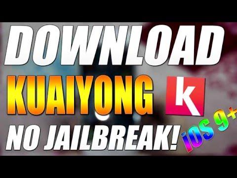 Download Kuaiyong On IOS 9 /9.1 /9.2 /9.3