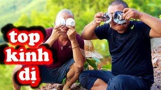 Đèn Pha Đại Dương - Top 10 Ẩm Thực Kinh Dị | Sơn Dược Vlogs #141