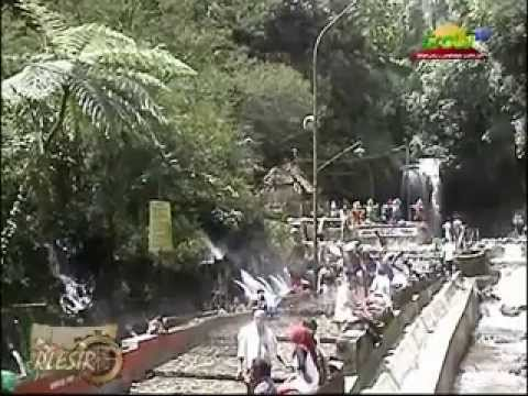 Obyek Wisata Guci Kab Tegal Youtube