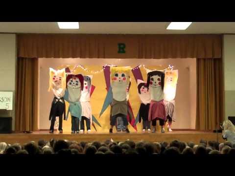 Pillow People - RVES Teacher Talent Show 2011