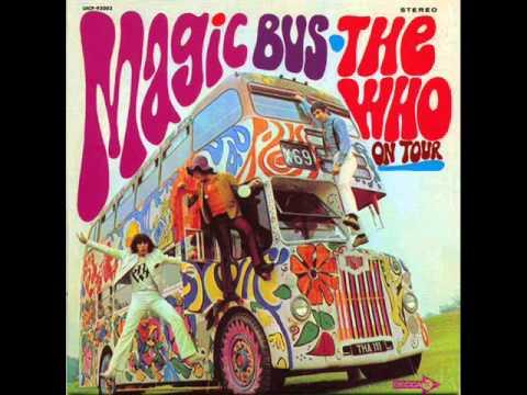 The Who Magic Bus Stereo Super Sound