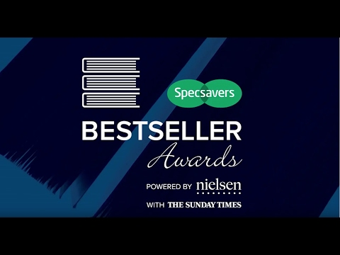 The first Specsavers Bestseller Awards, powered by Nielsen Book