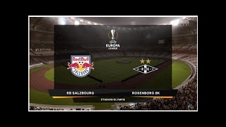 Europa League: Highlights und Tore von Rosenborg gegen Salzburg