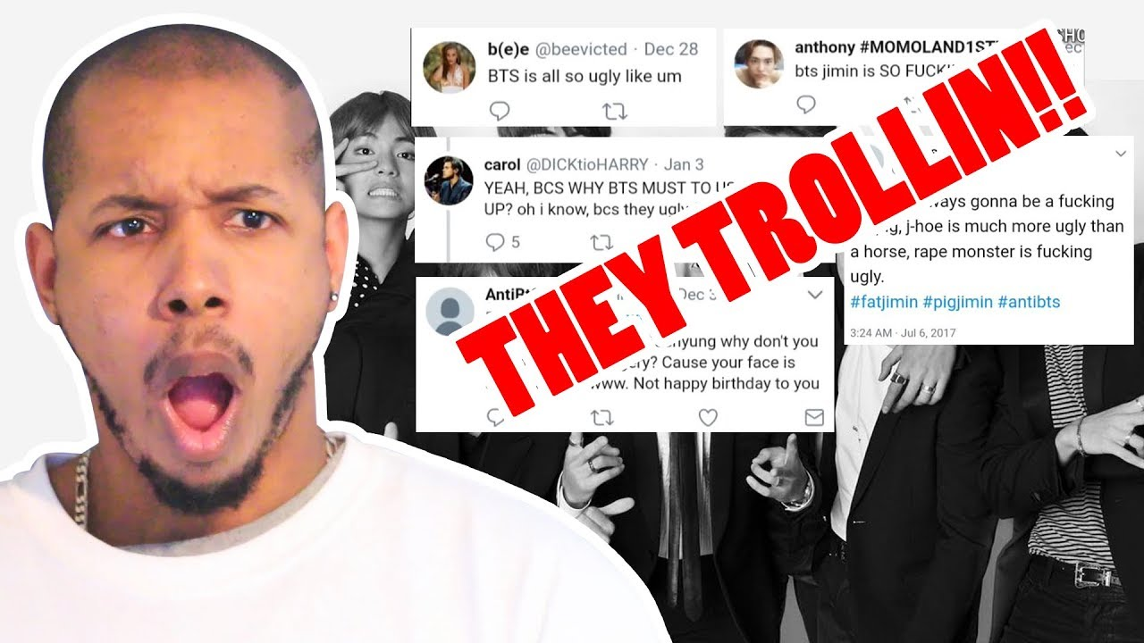 HOW BTS ROASTED HATERS -- COOL, CLASSY, SAVAGE BTS REACTION