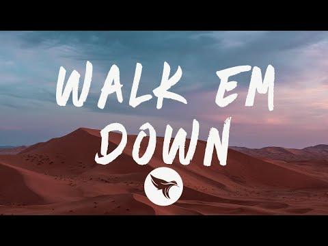 NLE Choppa - Walk Em Down (Lyrics) Feat. Roddy Ricch