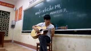 Nhật Ký Của Mẹ - Ngọc Sơn - [Guitar Solo]