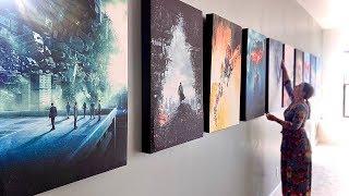 Dream Media Room Update! (Pt 2) - DIY Movie Posters