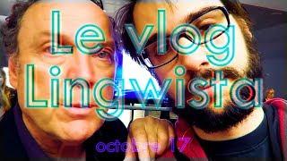 VLOG LINGWISTA #5 (oct17) : conventions, écriture inclusive & NaNoWriMo