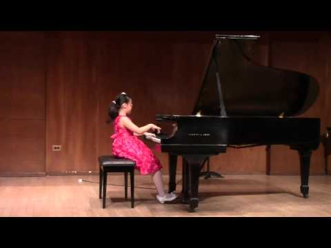 Schumann Scenes From Childhood 03-26-2016 madelinexupiano