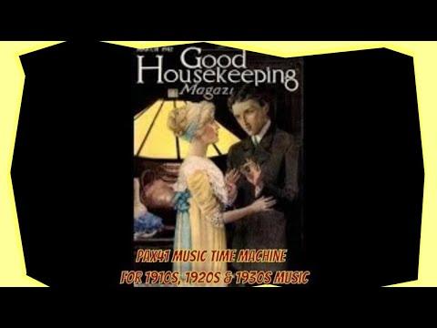 1910s Opera Music  Elizabeth Lennox   In The Gloaming @Pax41