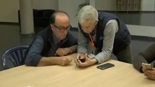 Curso sobre el uso y manejo del móvil para mayores