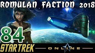 Star Trek Online (PC) | Romulan Faction 2018 [84] (Bug Hunt Advanced)
