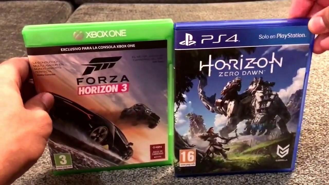 Ps4 Vs Xbox One Quien Tiene Los Mejores Juegos Exclusivos Mi