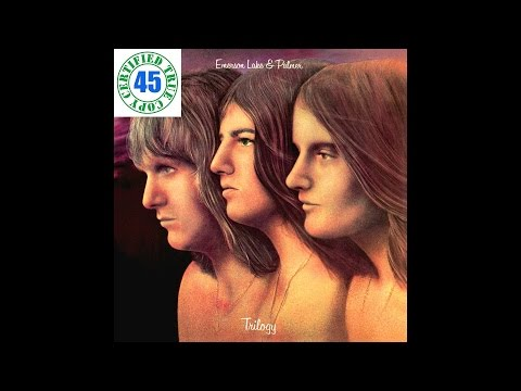 EMERSON, LAKE & PALMER ( ELP ) - FROM THE BEGINNING - Trilogy (1972) HiDef :: SOTW #187