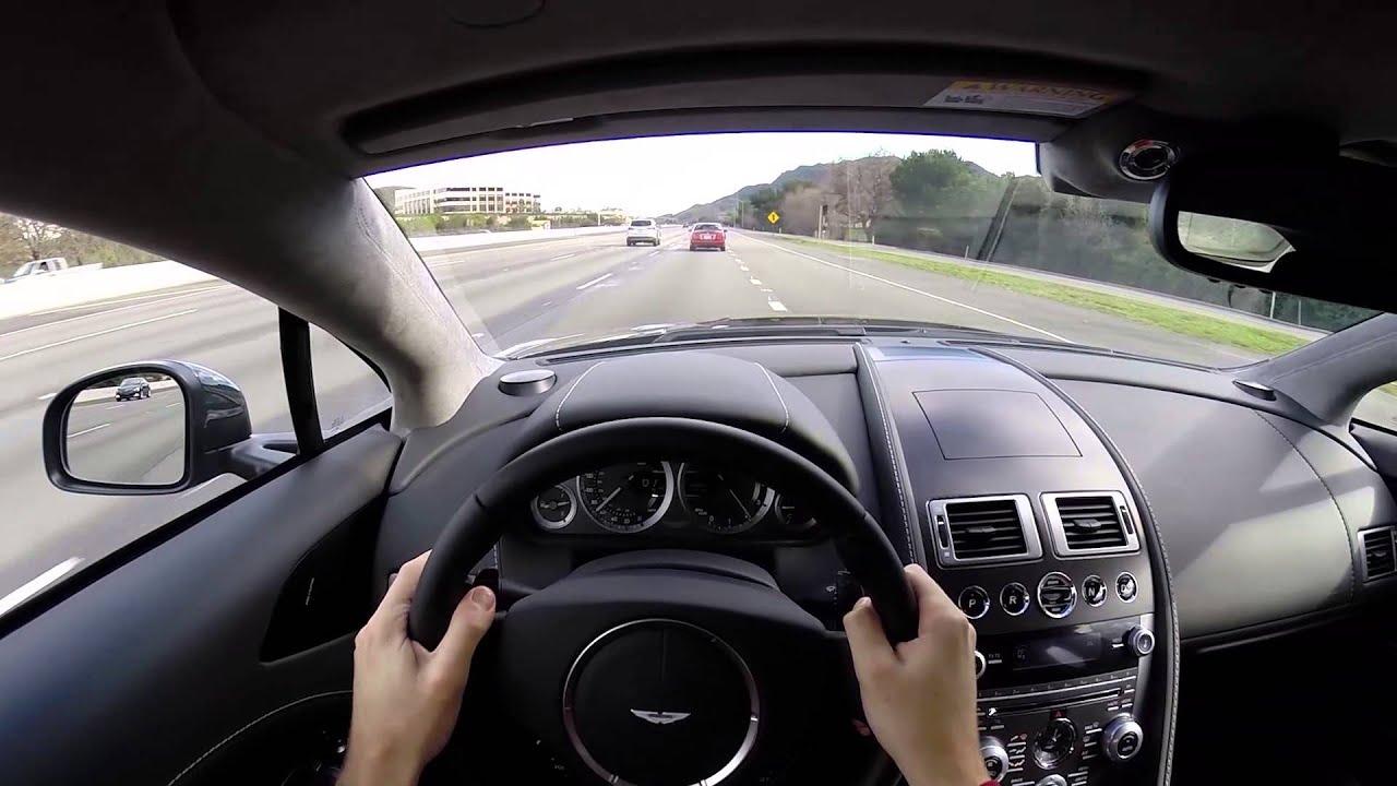 2015 Aston Martin Rapide S - WR TV POV Test Drive - YouTube