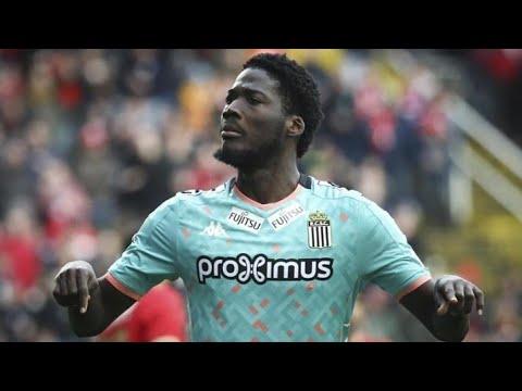 Shamar Nicholson Vs Antwerp - Highlights / Royal Charleroi Sporting Club / 02/2020