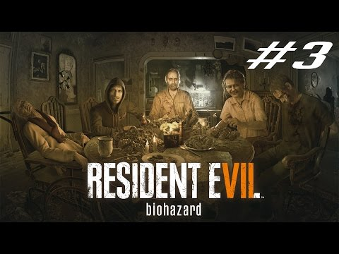 Resident Evil 7 - Segundo enfrentamiento con el SR.Baker y salimos de la CASA!! EP  3