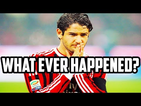 What Happened to Alexandre Pato's Career?