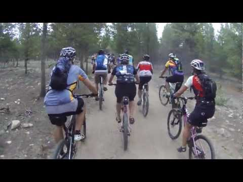 Leadville Silver Rush 50 2012 (1) - Start - First Person