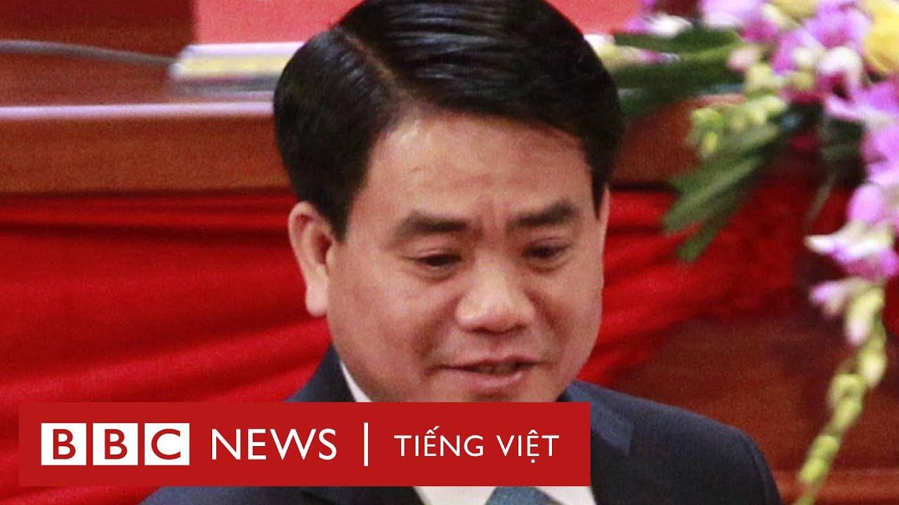 Ông Nguyễn Đức Chung bị khởi tố, bắt tạm giam - BBC News Tiếng Việt