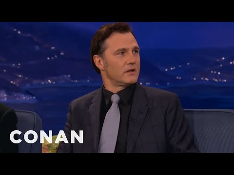 "David Morrissey: ""The Walking Dead"" Made Me Hate ""Mad Men"""