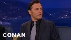 "David Morrissey: ""The Walking Dead"" Made Me Hate ""Mad Men"""