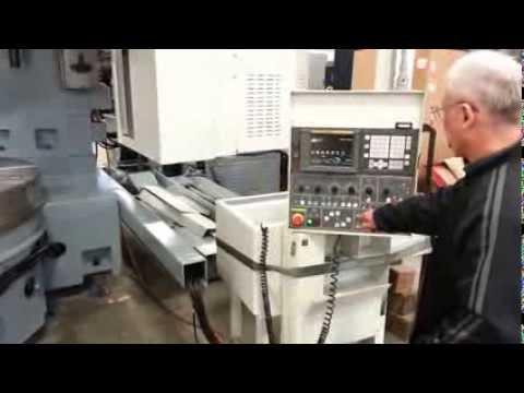 YOUJI YV 1600ATC+C VERTICAL BORING MILL