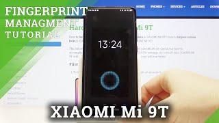 Ako zmeniť animáciu odtlačkov prstov na XIAOMI Mi 9T - nastavenie animácie odtlačkov prstov