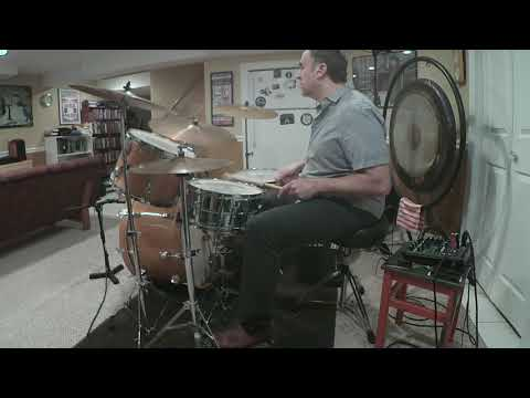 THE ROVER  * DRUM COVER *