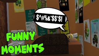 ROBLOX BLOXBURG FUNNY MOMENTS! *TRY NOT TO LAUGH*