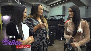 NIKKI IS SINGLE but not ready to mingle! - Total Bellas Exclusive