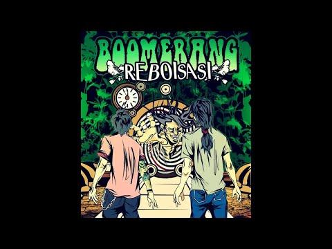 Boomerang - Tetap Berdiri (Audio)