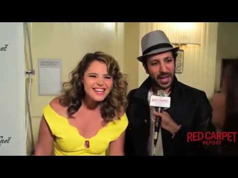 Kether Donohue & Desmin Borges #YoureTheWorst at TheWrap's 2nd Annual Pre-Emmy Celebration #EmmyWrap