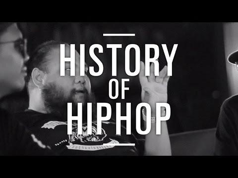 HIPHOP HISTORY PT.1 | RAP IS NOW