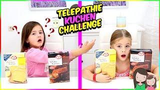 TWIN TELEPATHY Kuchen Challenge 🍰  Hannah vs. Ava - oder sind sie Zwillinge? 💪 Alles Ava