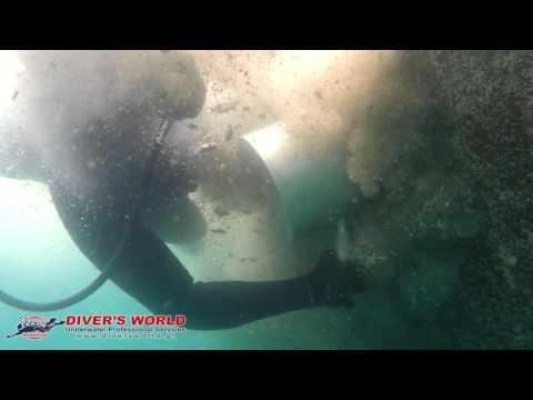 Underwater Cleaning - Demo