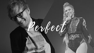 Perfect || Ed Sheeran feat. Beyonce || traducida al español