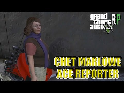 Old Mary Jane (Chet Marlowe: Ace Reporter | GTA RP)