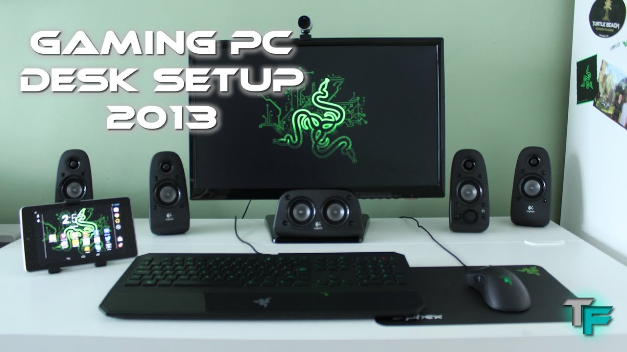 how to get razer thresher to work on pc